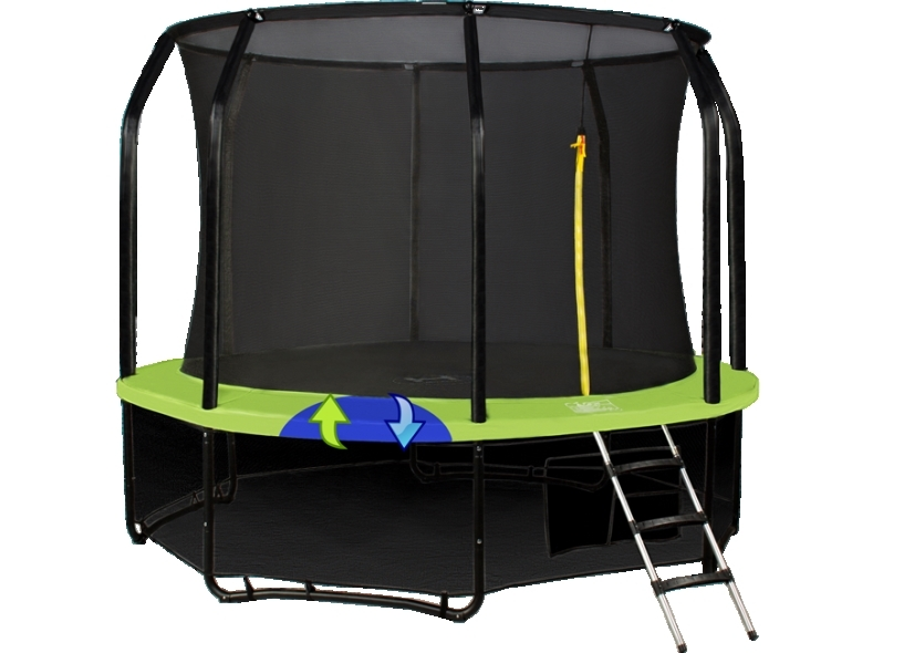 Батут Hasttings Sky Double 13ft (3,96 м)