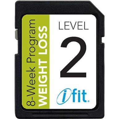 SD карта Icon iFit Weight Loss Level 2