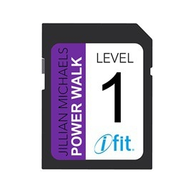 SD карта Icon iFit Power Walking Level 1
