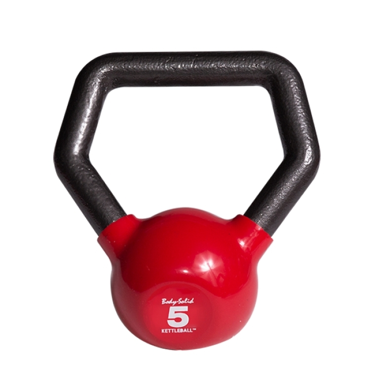 Гиря Body-Solid Kettleball 2,265 кг KBL5
