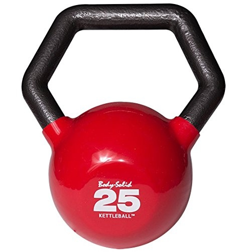 Гиря Body-Solid Kettleball 11,325 кг KBL25