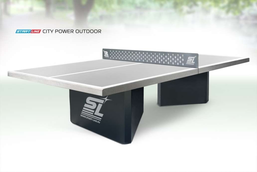 Теннисный стол Start Line City Power Outdoor 60-716