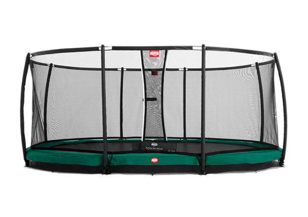 Батут Berg InGround Grand Champion Safety Net Grand Champion 17 x 12 ft (5,15 x 3,65 м)