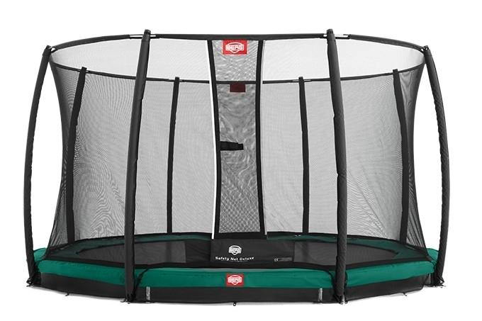 Батут Berg InGround Favorit Safety Net Deluxe 14 ft (4,30 м)