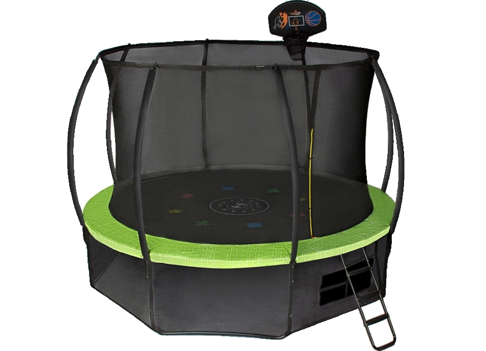 Батут Hasttings Air Game Basketball 10ft (3,05 м)