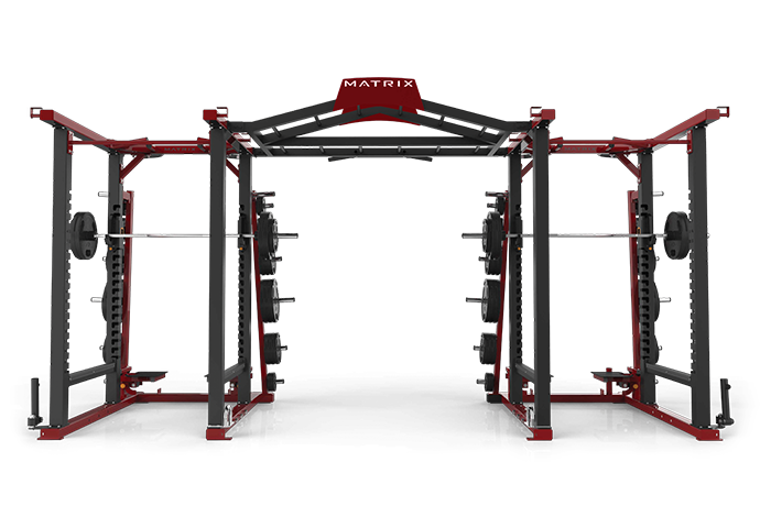 Силовая рама Matrix Magnum Double Mega Rack MG-MR47x2
