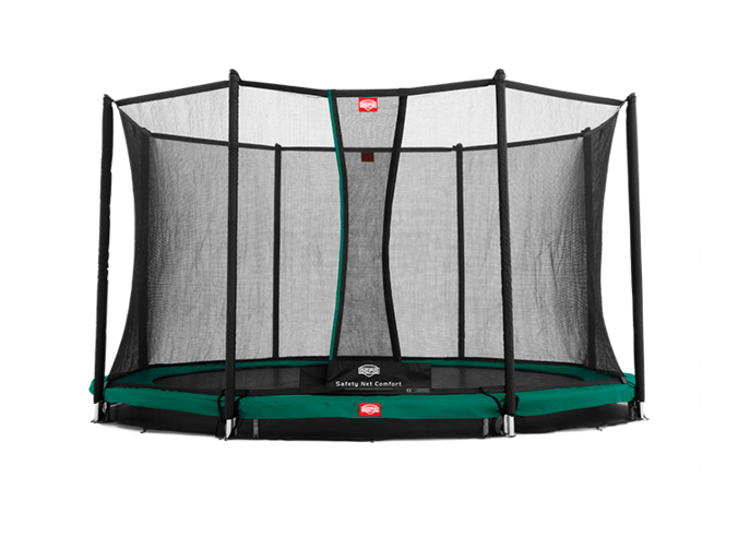 Батут Berg InGround Champion Safety Net Comfort 12,5 ft (3,80 м)